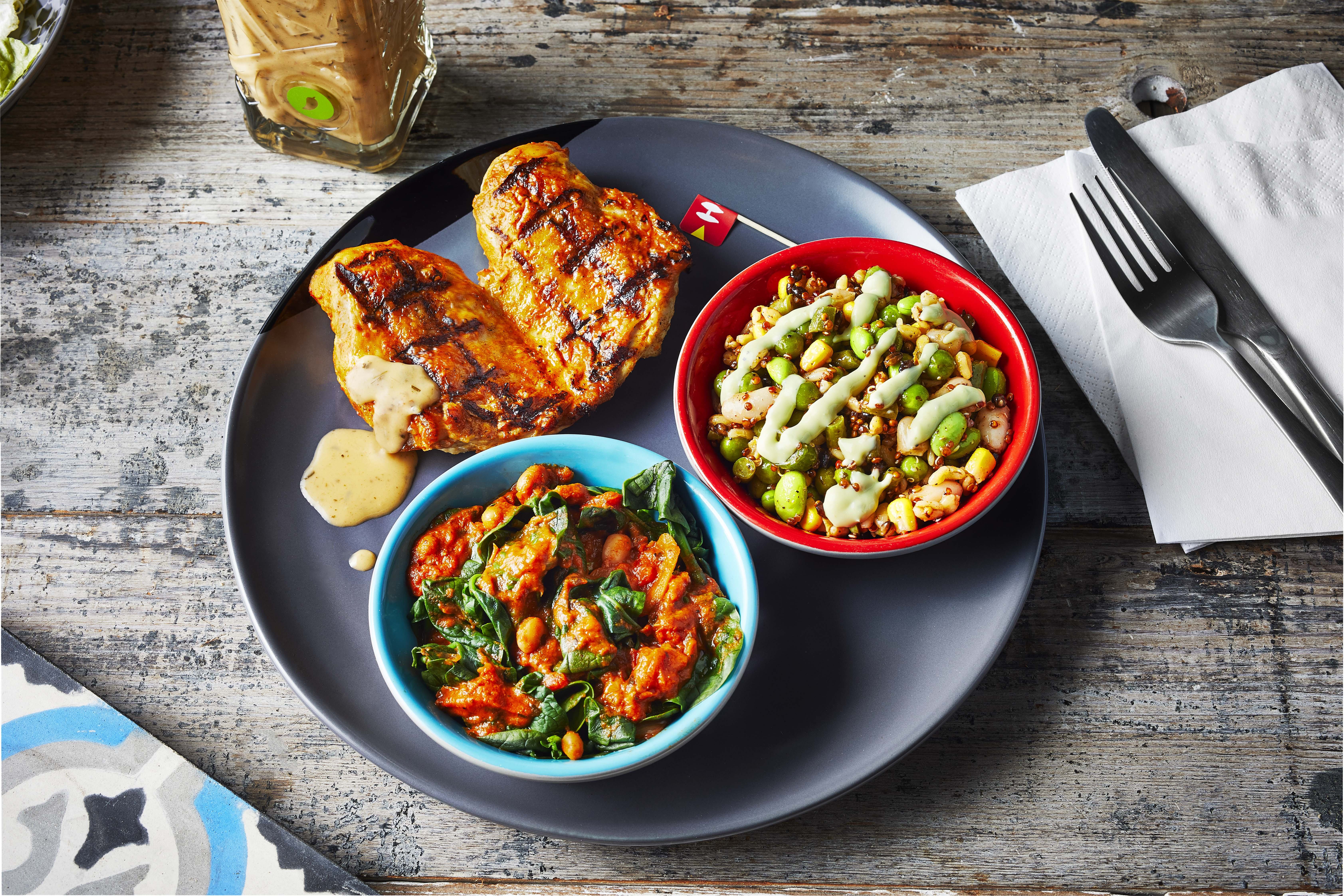 Our Food | Nando's