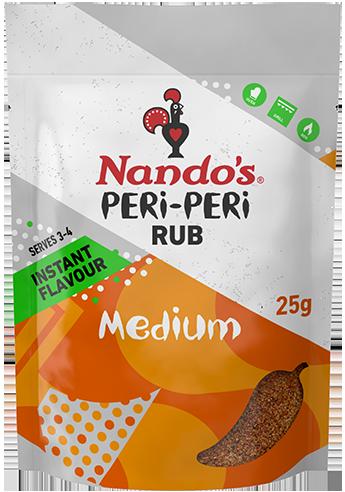 Medium PERi-PERi Rub