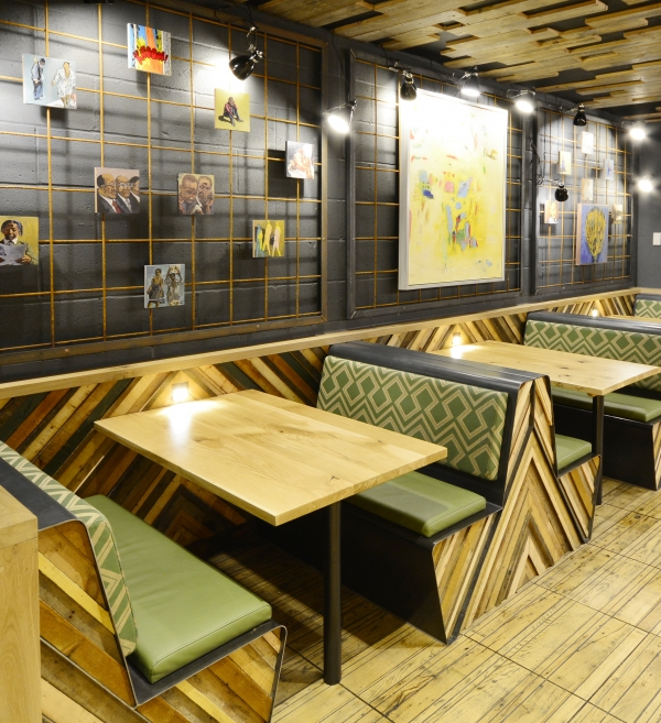 Nando's Manchester - Piccadilly