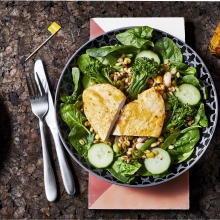 Grains 'n Greens Salad