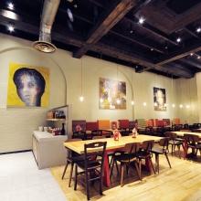 Manchester Printworks Restaurant