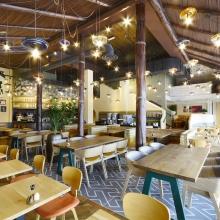 Milton Keynes Xscape Restaurant